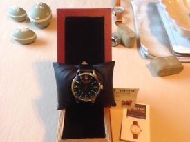 Gents Minster Wristwatch with Box and Papers