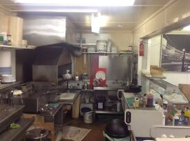Small kebab shop for sale