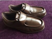 Cosyfeet brown Mason shoes size 9