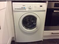 For sale-Zanussi ZWHB7140P 7kg 1400rpm aqua fall washing machine only 1 year old. collection only.