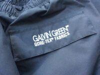 GALVIN GREEN GORTEX TROUSERS
