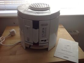 Deep fat fryer .ex con.only used once