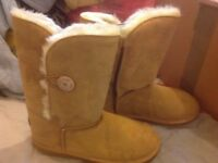 Brand new snow ugg boots