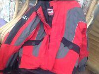 Exezo motorcycle jacket