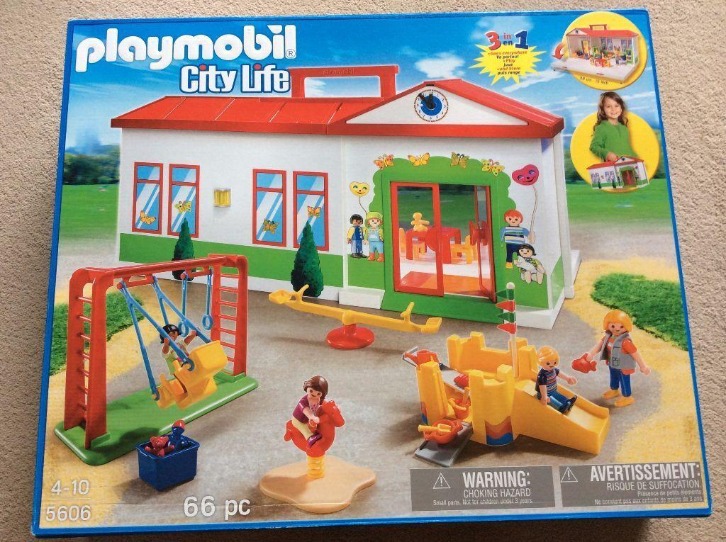 Playmobil City Life School