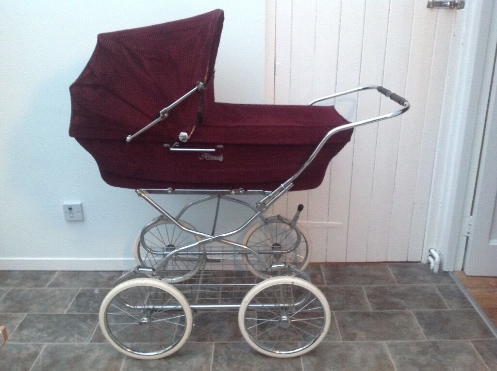 1980 S Royale Vintage Pram In Sutton Coldfield West