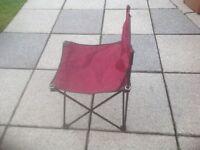 Outdoor chair /camping beach garden fishing