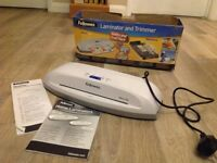 Laminater and trimmer