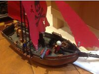 Playmobil Pirate Ship (7518)