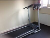 Pro Fitness Motorized Treadmill JX-260