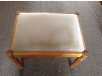 Meredew Stool for dressing table