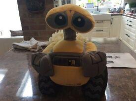 Disneys Wall-e plush toy