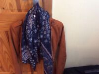 Scarves and accessories for sale