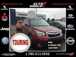 2014 Subaru Forester 2.0XT Touring | IIHS Top Safety Pick