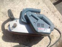 Bosch gbs100a 240v belt sander