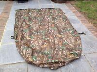Trakker Thermal Bedchair Cover.