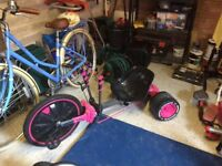 Pink Machine. Excellent condition very rarely used