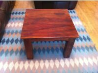 Real mango wood coffee table