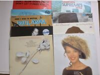35 Vinyl LPs Various Genre - Great lot to resell online / carboot / markets etc