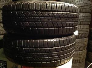 2 pneus 195/60 r15 d'été eldorado legend tour.   80$