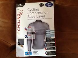 Men's Cycling Compression Base Layer