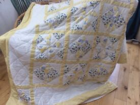 Laura Ashley bed cover