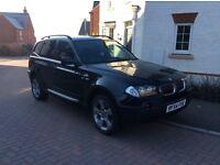 BMW X3 2.5i SE 54 2005 4X4