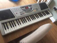 Burswood electric keyboard