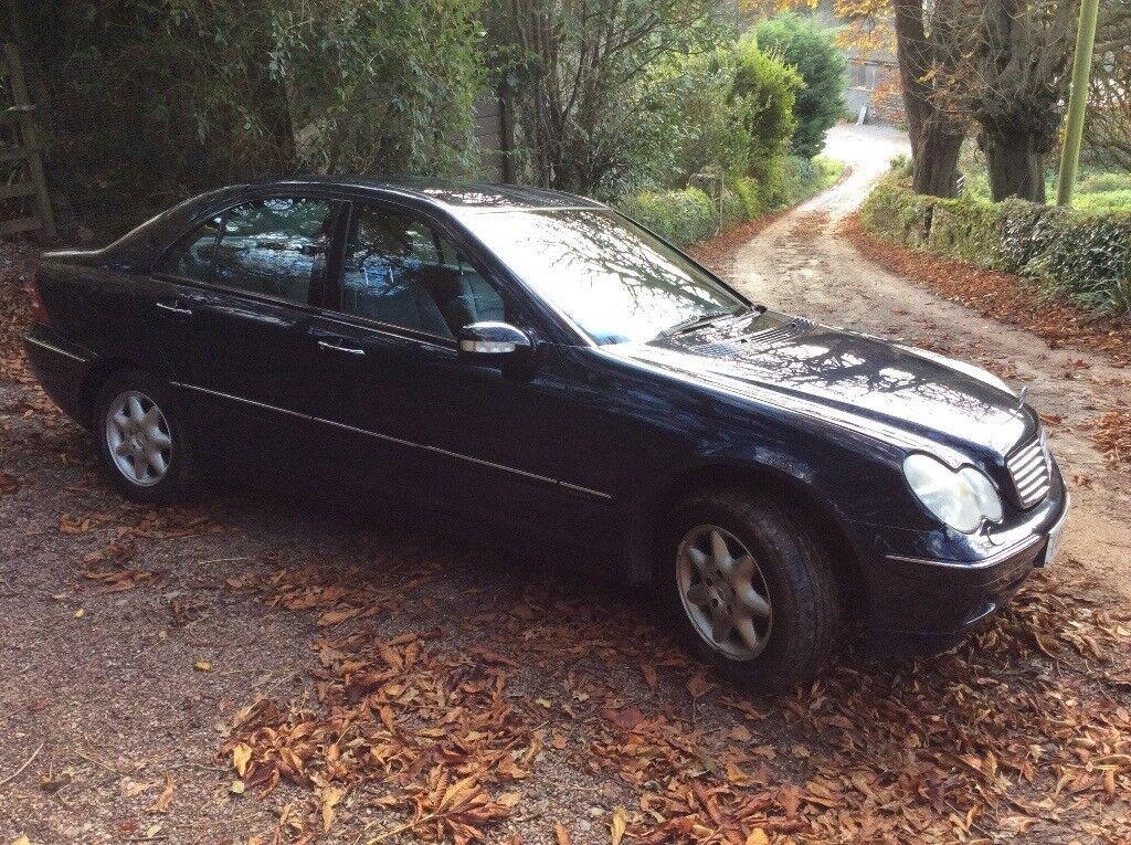 Mercedes C220d Elegance