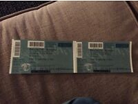 2 x tickets to Flaming Lips Manchester 22/01