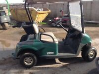 Ezco Golf Buggy Electric 45 volt 5 years old
