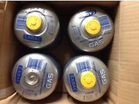 CADAC 4x 500g threaded Gas Cartridge GAS - CA500