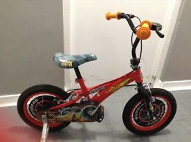 Kids cars bike 16""