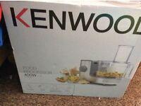 Brand new Kenwood fp125 food processor