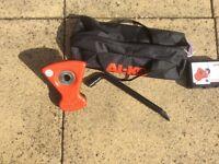 AL-KO Secure Wheel Clamp Kit