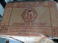 Italian White Ceramic Tiles 20x20