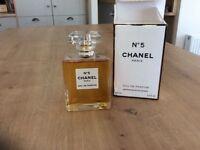 No.5 Chanel Paris Eau de parfume