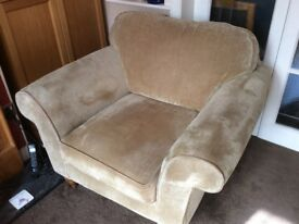 Comfortable large armchair in very good condition