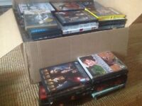 150+ DVDs for sale