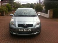 Rare... Toyota Yaris D 4D,SR, Diesel, Semi Automatic. Only 55,000miles