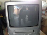 14 inch TV Video