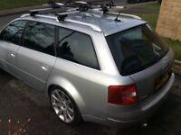 Audi S6 4.2 v8 auto/tip tv sat-nav recaro trim car drives faultless