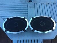 Vibe slick car stereo speakers.