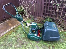 Atco ensign b14 lawnmower