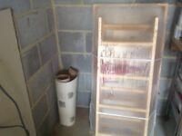 Wooden loft ladder brand new