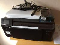 HP photosmart printer with new ink
