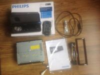 Philips car stereo