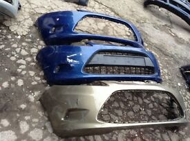 FORD FIESTA EDGE 2008-2012 ONWARDS FRONT BUMPER FOR SALE