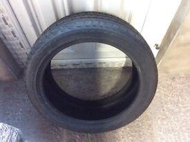 Wanli 205/45RF17 84v Run Flat Tyres