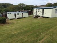 Newquay Cornwall 6 Berth Caravan for hire June, July and August dates available. Trenance